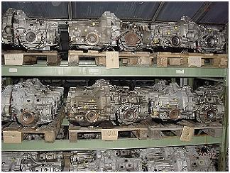 Some VW transmission stock